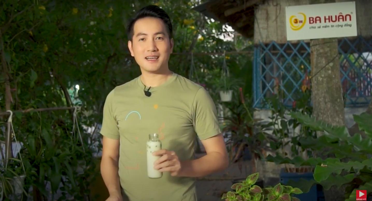 Cách Làm Trà Matcha Sữa Tươi | Vào Bếp Cùng Nguyễn Phi Hùng nào các bạn ơi !