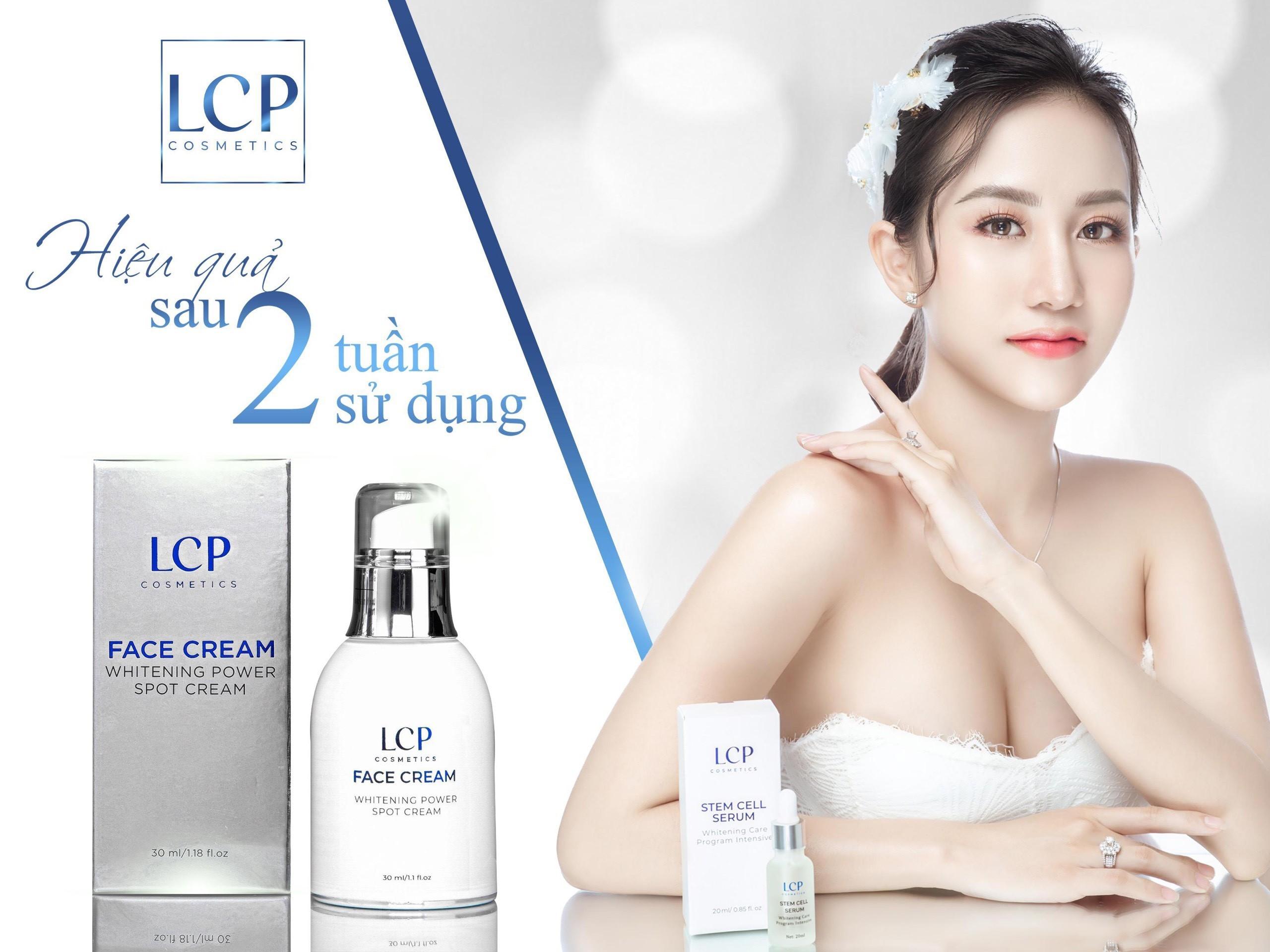 LCP Cosmetics – Sự Lựa Chọn Hoàn Hảo Cho Mọi Làn Da