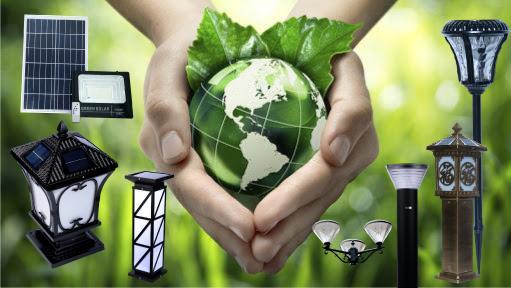 Sử dụng đèn năng lượng mặt trời – Tiết kiệm chi phí, bảo vệ hành tinh xanh