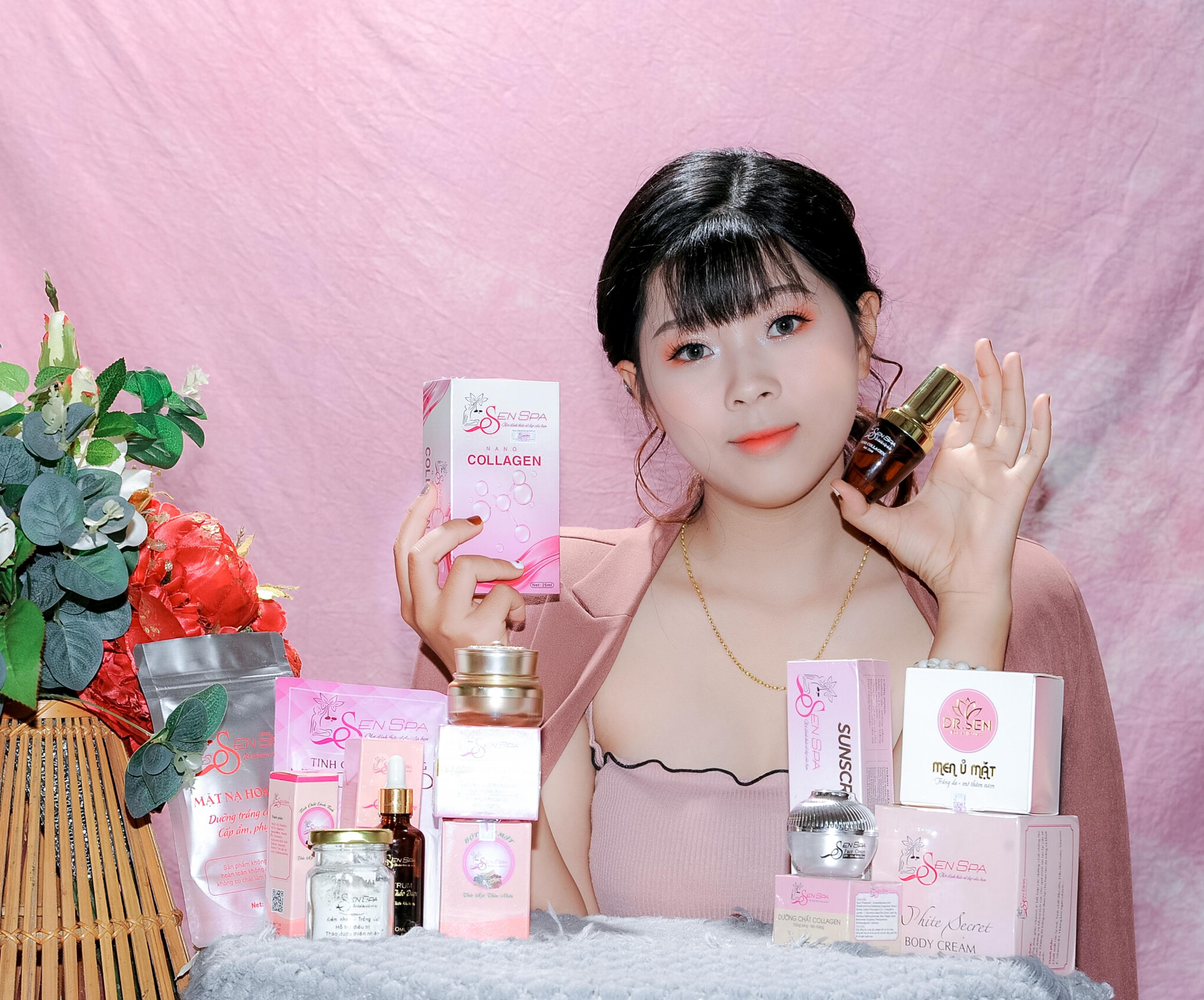Nguyễn Thị Thuỳ Trang: Sen Spa – Dr.Sen đã làm tôi toả sáng trong hình ảnh của một thủ lĩnh thực thụ