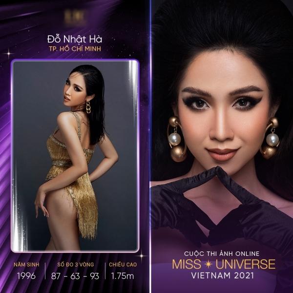 Đỗ Nhật Hà đăng ký tham dự Hoa hậu Hoàn vũ Việt Nam 2021 (Ảnh: FBNV).